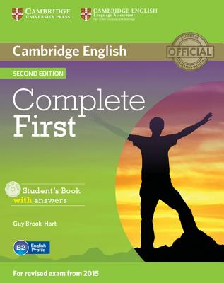 Image for Complete First Student's Book with Answers with CD-ROM