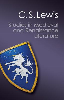 Image for Studies in Medieval and Renaissance Literature (Canto Classics)