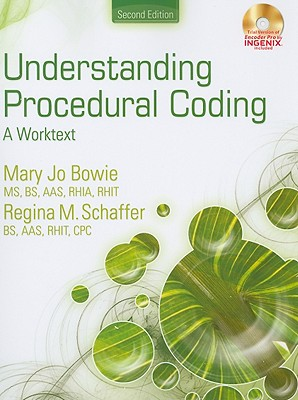 Image for Understanding Procedural Coding: A Worktext (Health Information Management Product)