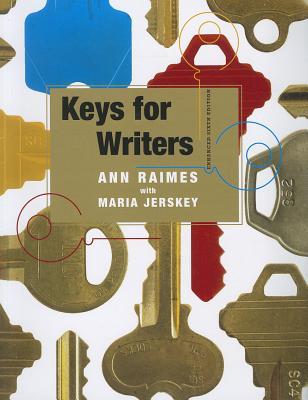Image for KEYS FOR WRITERS 6E W/PLAGIARISM GUIDE
