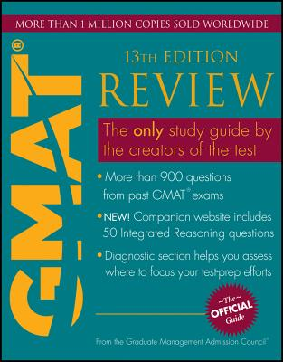 Image for Official Guide for GMAT Review