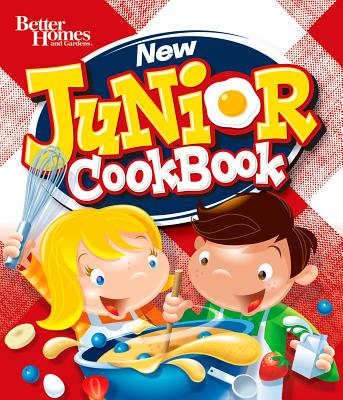 Image for Better Homes and Gardens New Junior Cook Book (Better Homes and Gardens Cooking)