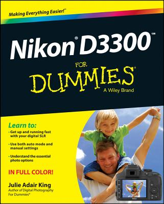 Image for Nikon D3300 For Dummies (For Dummies Series)