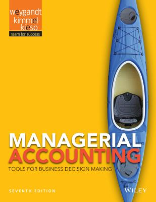 Image for Managerial Accounting: Tools for Business Decision Making