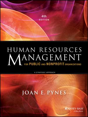 Image for Human Resources Management for Public and Nonprofi
