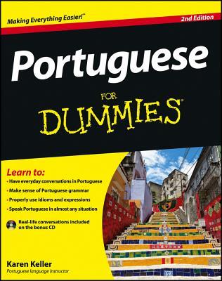 Portuguese for Dummies, Karen Keller