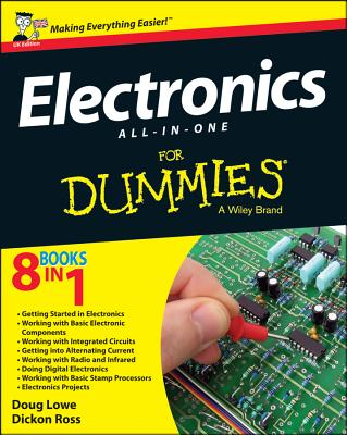 Image for Electronics All-in-one For Dummies: UK Edition