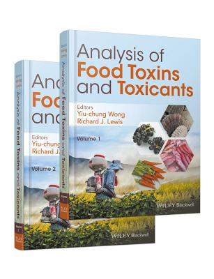 Image for Analysis of Food Toxins and Toxicants, 2 Volume Set