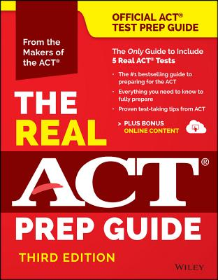 Image for The Real ACT Prep Guide (Book + Bonus Online Content), (Reprint) (Official Act Prep Guide)