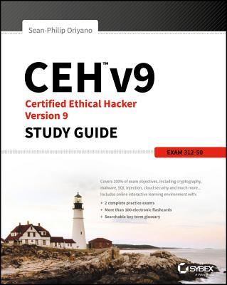 Image for CEHv9: Certified Ethical Hacker Version 9 Study Guide