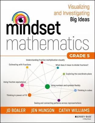 Image for Mindset Mathematics: Visualizing and Investigating Big Ideas, Grade 5