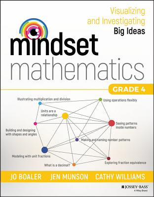 Image for Mindset Mathematics: Visualizing and Investigating Big Ideas, Grade 4