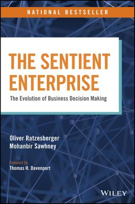 Image for The Sentient Enterprise: The Evolution of Business Decision Making