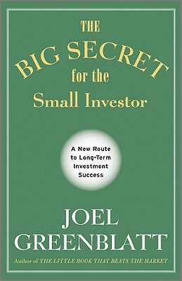 Image for Big Secret for the Small Investor