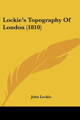 Image for Lockie's Topography of London (1810)