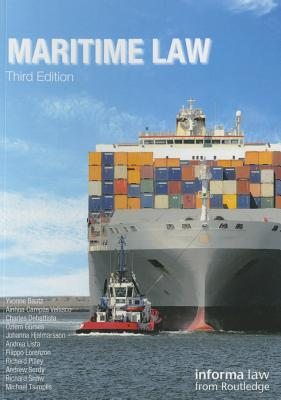 Image for Maritime Law (Maritime and Transport Law Library)