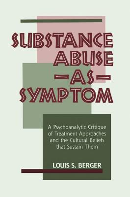 Image for Substance Abuse as Symptom