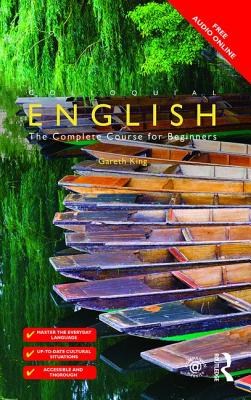 Image for Colloquial English  The Complete Course for Beginners