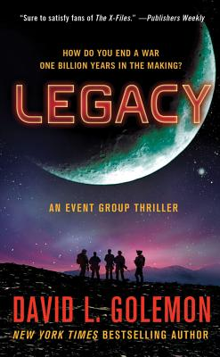 Legacy (Event Group Thrillers), David L. Golemon