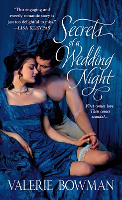 Secrets of a Wedding Night, Valerie Bowman