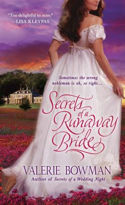 Image for SECRETS OF A RUNAWAY BRIDE SECRET BRIDES