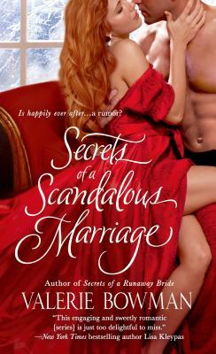 Image for SECRETS OF A SCANDALOUS MARRIAGE