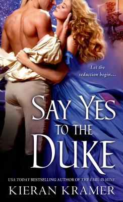 Say Yes to the Duke (House of Brady), Kieran Kramer