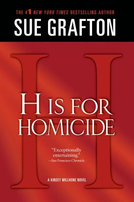 """Image for """"H"""" is for Homicide (Kinsey Millhone Alphabet Mysteries)"""