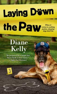 Image for Laying Down the Paw (A Paw Enforcement Novel)