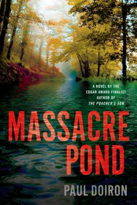 Image for Massacre Pond: A Novel (Mike Bowditch Mysteries (4))