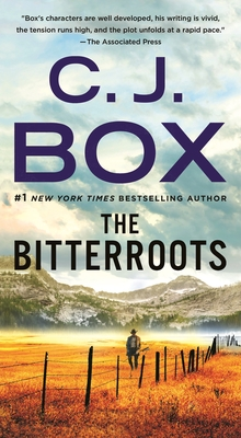 Image for The Bitterroots: A Novel (Highway Quartet)