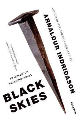 Image for Black Skies: An Inspector Erlendur Novel (An Inspector Erlendur Series)