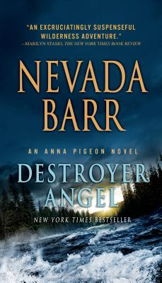 Image for Destroyer Angel: An Anna Pigeon Novel (Anna Pigeon Mysteries)