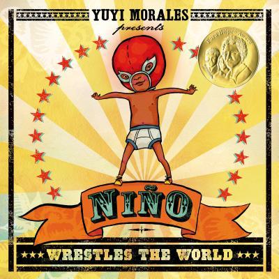 Image for Nino Wrestles the World