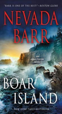 Image for Boar Island: An Anna Pigeon Novel (Anna Pigeon Mysteries)