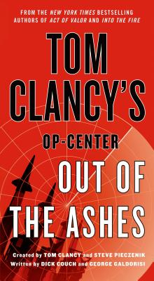 Image for Tom Clancy's Op-Center: Out of the Ashes