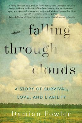 Image for FALLING THROUGH CLOUDS : A STORY OF SURV