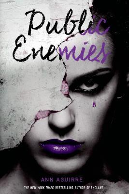 Public Enemies (The Immortal Game), Aguirre, Ann
