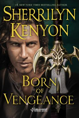 Image for Born Of Vengeance (Bk 10 League)