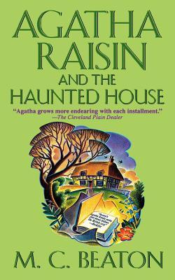 Image for AGATHA RAISIN AND THE HAUNTED HOUSE (Agatha Raisin Mysteries)