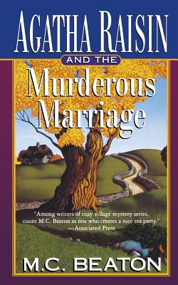 Image for AGATHA RAISIN AND THE MURDEROUS MARRIAGE (Agatha Raisin Mysteries)