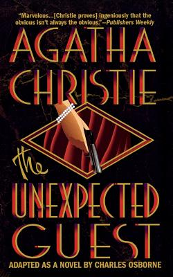 The Unexpected Guest, Christie, Agatha