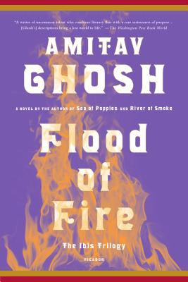 Image for Flood of Fire: A Novel (The Ibis Trilogy (3))