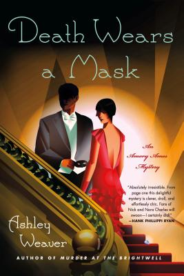 Image for Death Wears a Mask: An Amory Ames Mystery (An Amory Ames Mystery, 2)