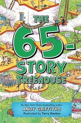 The 65-Story Treehouse, Andy Griffiths