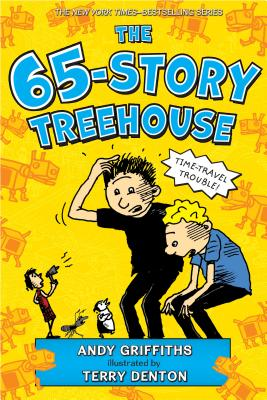 Image for The 65-Story Treehouse: Time Travel Trouble! (The Treehouse Books)