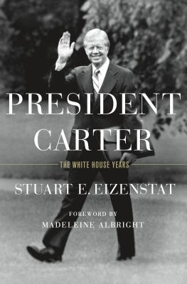 Image for President Carter: The White House Years