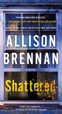 Image for Shattered (A Max Revere Novel)
