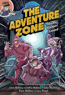 Image for 2 Murder on the Rockport Limited! (The Adventure Zone)