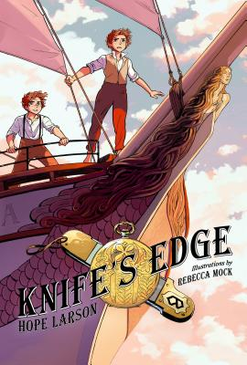 Image for Knife's Edge: A Graphic Novel (Four Points, Book 2) (Four Points (2))